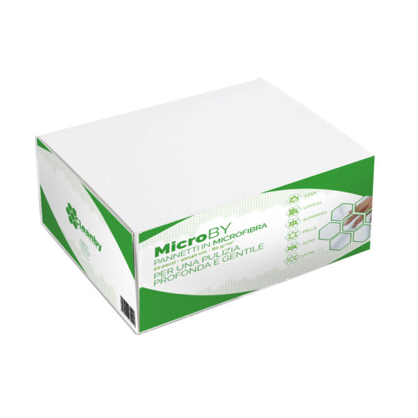 Microby Microfibra 40x40