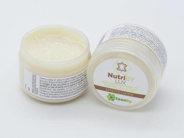 nutriBy matt effetto lucido open